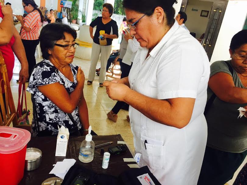 Aplicarán 33 mil vacunas contra la influenza