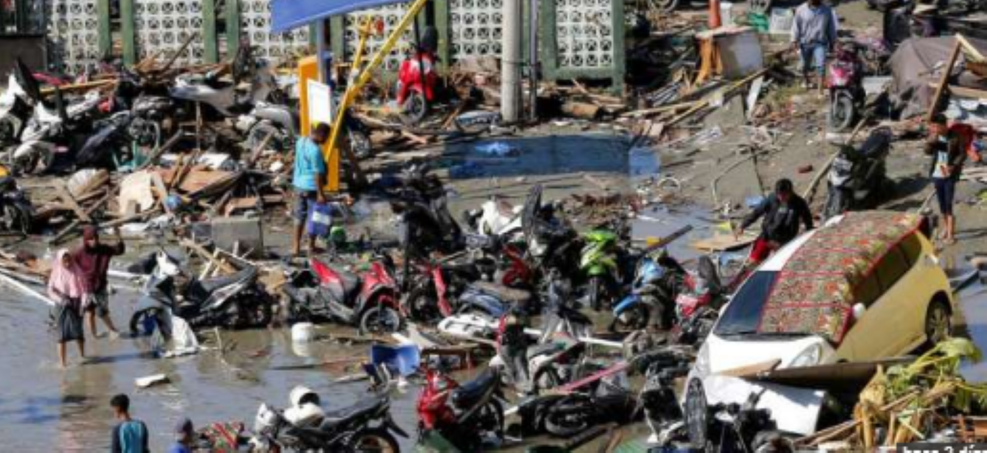 Pese a crisis, Venezuela dona 10 mdd a Indonesia