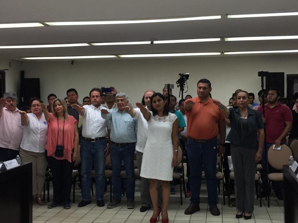 Realizan primera sesión extraordinaria de Cabildo