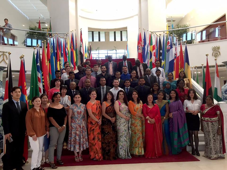 Destaca Campeche en gestión de becas para profesionalización internacional